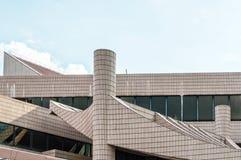 Centro cultural de Hong-Kong Imagen de archivo libre de regalías