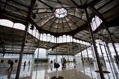 Centro cultural de Itchimbia en Quito, Ecuador Imagenes de archivo