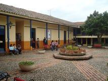 Centro cultural de Tabio Imágenes de archivo libres de regalías