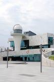 Centro cultural e educacional em Yaroslavl, Rússia Imagem de Stock