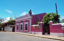 Centro Cultural em Olinda/PE stock foto