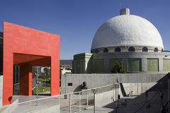 Centro cultural em Queretaro imagens de stock