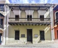Centro cultural nacional de Puerto Rico Foto de archivo