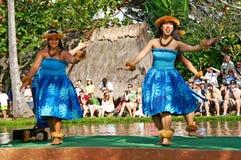 Centro cultural polinesio Fotografía de archivo