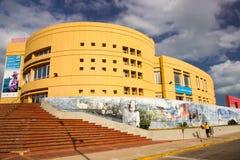 Centro culturale fotografie stock libere da diritti