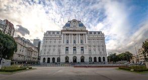 Centro culturale Centro Cultural Kirchner CCK - Buenos Aires, Argentina di Kirchner fotografia stock libera da diritti