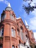 Centro culturale del cuore sacro Fotografia Stock Libera da Diritti