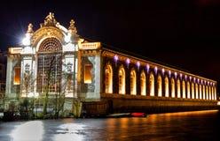 Centro culturale di Ginevra fotografie stock libere da diritti