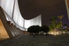 Centro culturale di Hong Kong Tsim Sha Tsui Fotografia Stock