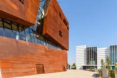Centro d'istruzione dell'università di Vienna di economia e di affare Immagini Stock