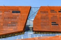 Centro d'istruzione dell'università di Vienna di economia e di affare Immagine Stock