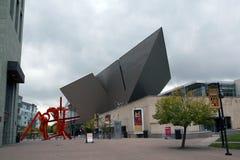 Centro da arte em Denver, Colorado Fotografia de Stock