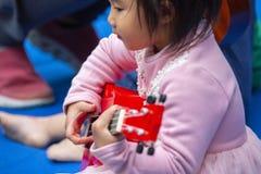 Centro da atividade de comunidade, recreação de Limin, cidade nova de Taiwan, Taipei, festival da vida foto de stock