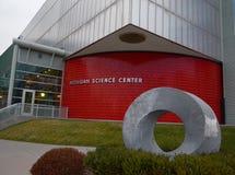 Centro da ciência de Michigan Fotografia de Stock