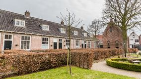 Centro da cidade antigo de Amersfoort Países Baixos Foto de Stock