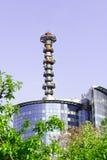 Centro da gerência da polícia (palácio da polícia) Imagens de Stock Royalty Free