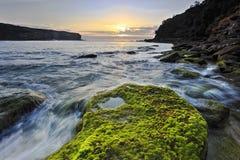 Centro da pedra do verde de RNP Wattamola imagem de stock royalty free
