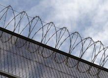 Centro da penitenciária Fotografia de Stock Royalty Free