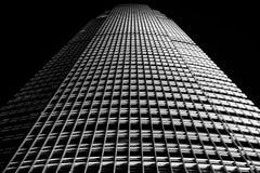 Centro 2 das finanças internacionais (IFC 2) em Hong Kong Imagens de Stock Royalty Free