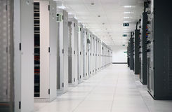 Centro dati immagine stock