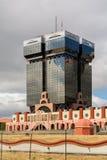 Centro de Amoreiras Shoping em Lisboa foto de stock