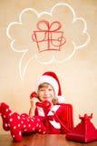 Centro de apoio do Natal Imagens de Stock Royalty Free