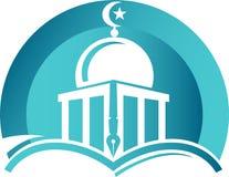 Centro de aprendizagem islâmico Fotografia de Stock Royalty Free