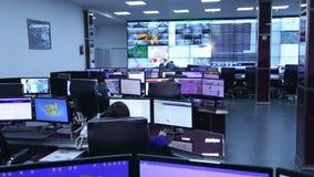 Centro de atención telefónica 911 de las emergencias metrajes