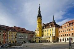Centro de Bautzen imagen de archivo
