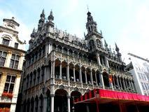 Centro de Bruselas Imagen de archivo libre de regalías