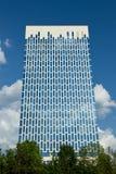 Centro de Buiseness Imagem de Stock