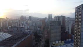 Centro de Caracas Stock Foto