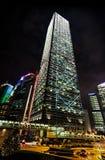 Centro de Cheung Kong Fotos de Stock