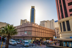 Centro de cidade de Cape Town - África do Sul Fotografia de Stock