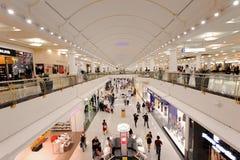 Centro de cidade de Deira Fotografia de Stock