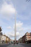 Centro de cidade de Dublin Foto de Stock Royalty Free