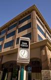 Centro de cidade--Mesa o Arizona Imagens de Stock Royalty Free