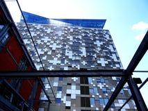 Centro de ciudad de Birmingham Fotografía de archivo libre de regalías