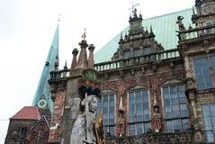 Centro de ciudad de Bremen Imagen de archivo