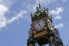 Centro de ciudad de Chester, 2006 imagen de archivo libre de regalías