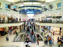 Centro de ciudad de Deira, Dubai Imagenes de archivo
