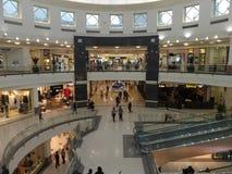 Centro de ciudad de Deira en Dubai, UAE Imagenes de archivo