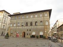Centro de ciudad de Florencia Fotos de archivo