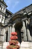 Centro de ciudad de Glasgow Fotografía de archivo libre de regalías