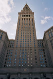 Centro de ciudad de la torre, torre terminal Fotografía de archivo