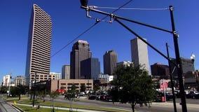 Centro de ciudad de New Orleans New Orleans Luisiana metrajes