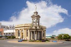Centro de ciudad de Nueva Zelandia Invercargill Fotografía de archivo libre de regalías