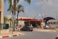 Centro de ciudad de Sederot, Israel, #3 Foto de archivo