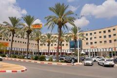 Centro de ciudad de Sederot, Israel, #4 Foto de archivo libre de regalías