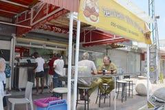 Centro de ciudad de Sederot, Israel, #5 Imagenes de archivo